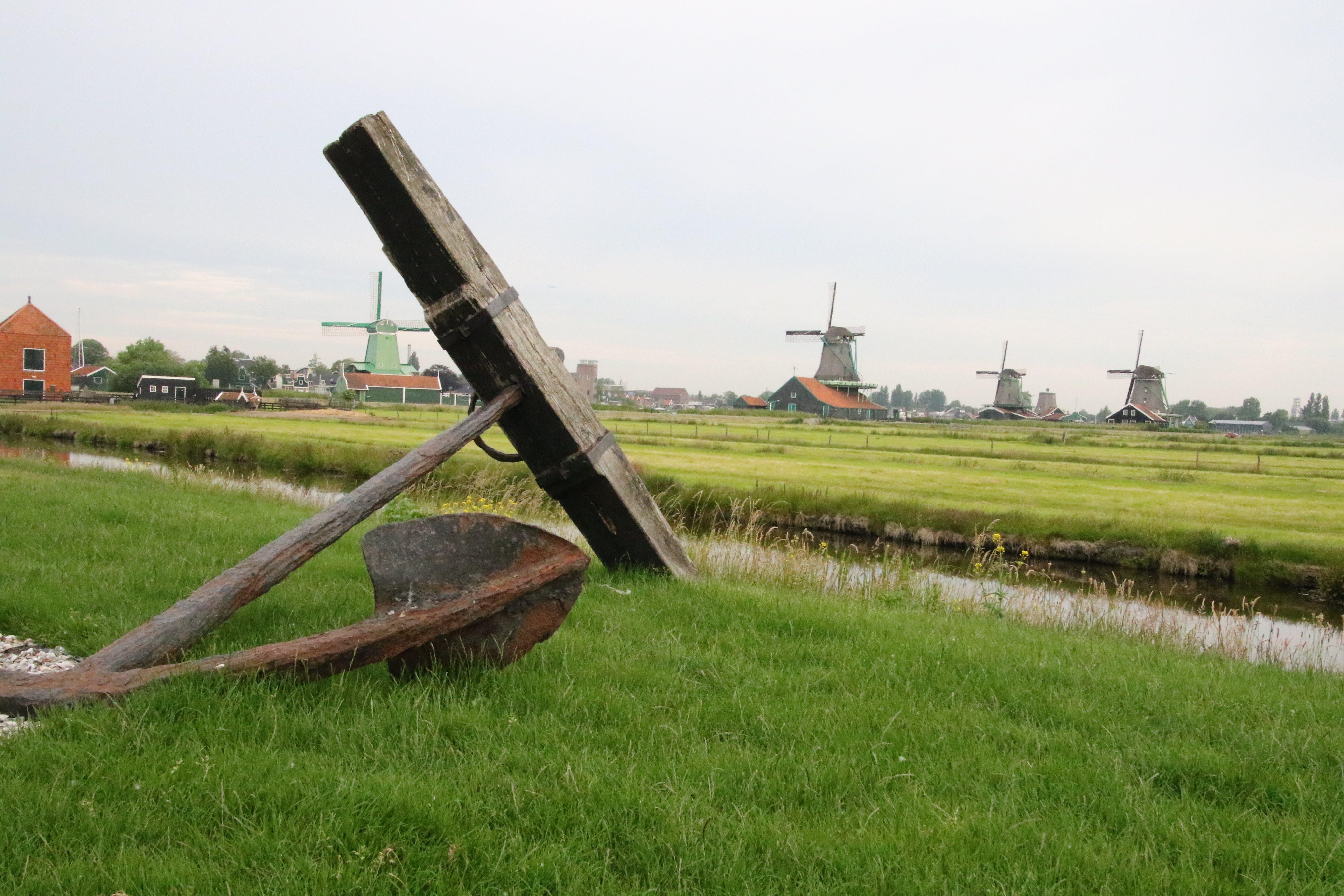 Free stock photo of countryside, outside, stream, farm