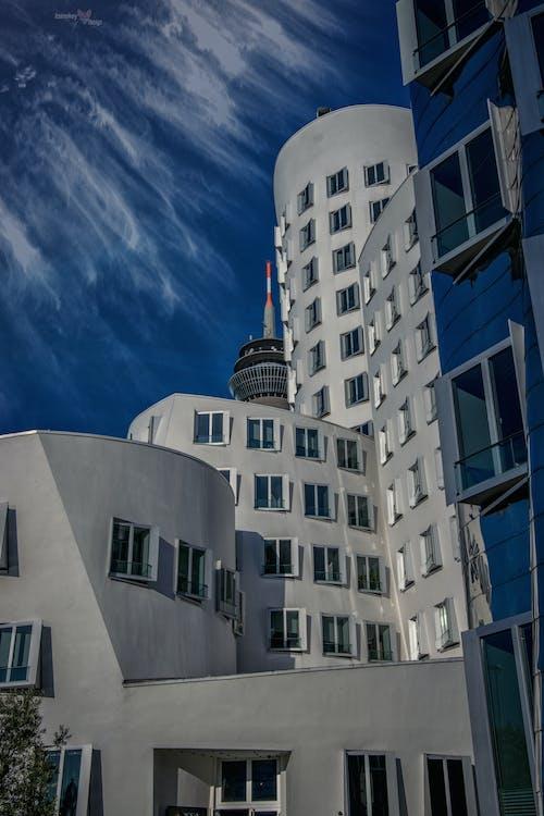 Základová fotografie zdarma na téma architektonický návrh, budovy, fasáda, Fernsehturm