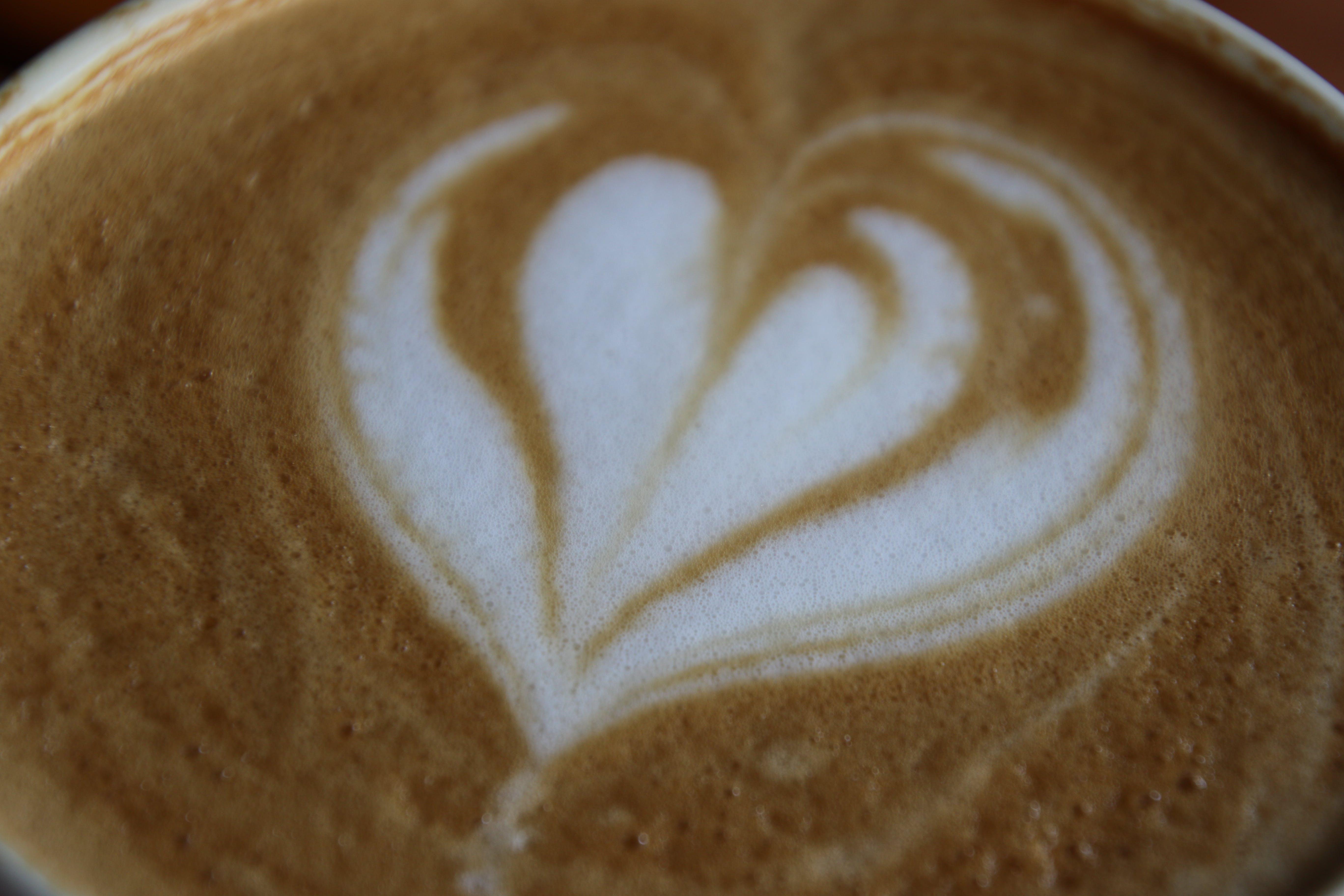 Free stock photo of love, heart, coffee, drink