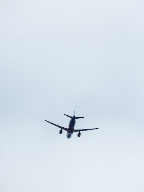 Free stock photo of air, airplane, blue sky, photo