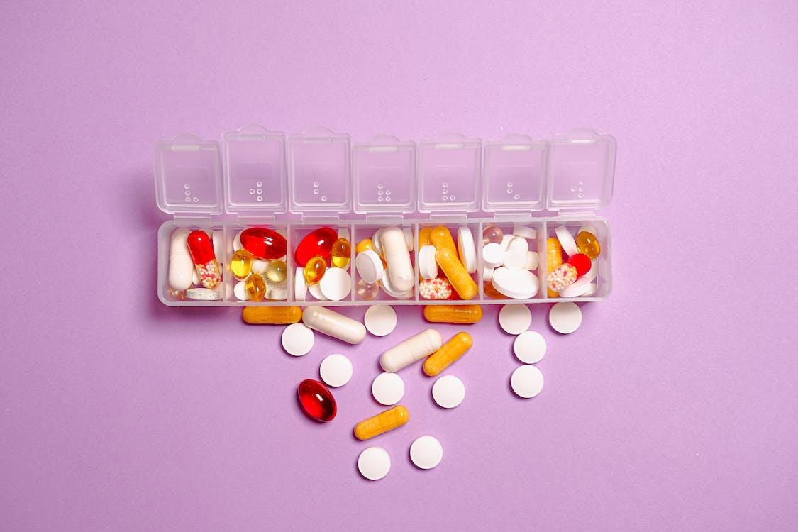 analgesik, antibiotik, antibiotika