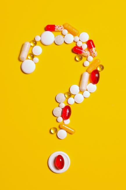 แรงเบาใจให้มีคำถามเกี่ยวกับวิตามินและแร่ธาตุ? รับคำตอบที่นี่