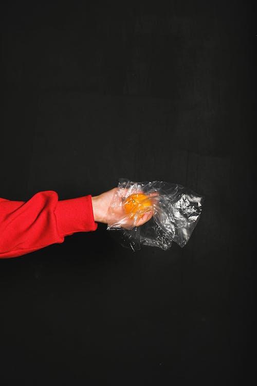 คลังภาพถ่ายฟรี ของ ถุงพลาสติก, ผลไม้สด, พลาสติก, พลาสติกใส