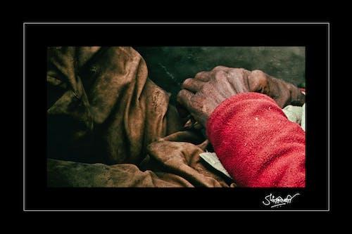 Immagine gratuita di mani, vecchiaia