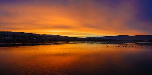 Kostnadsfri bild av soluppgång färger, tidig morgon