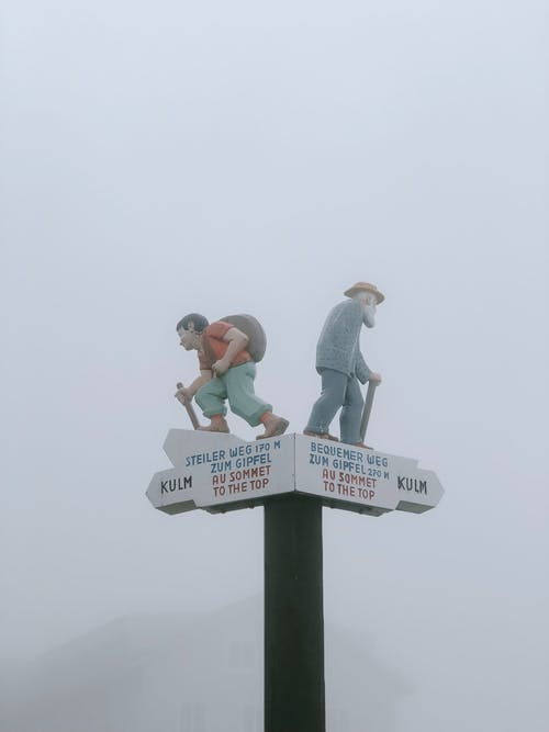 Free stock photo of alone, europe, hike, man