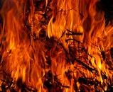 fire, hot, burning