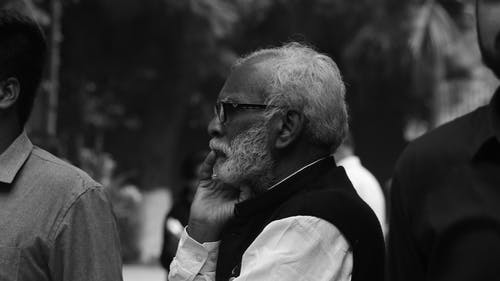 Free stock photo of beared, grandpa, india