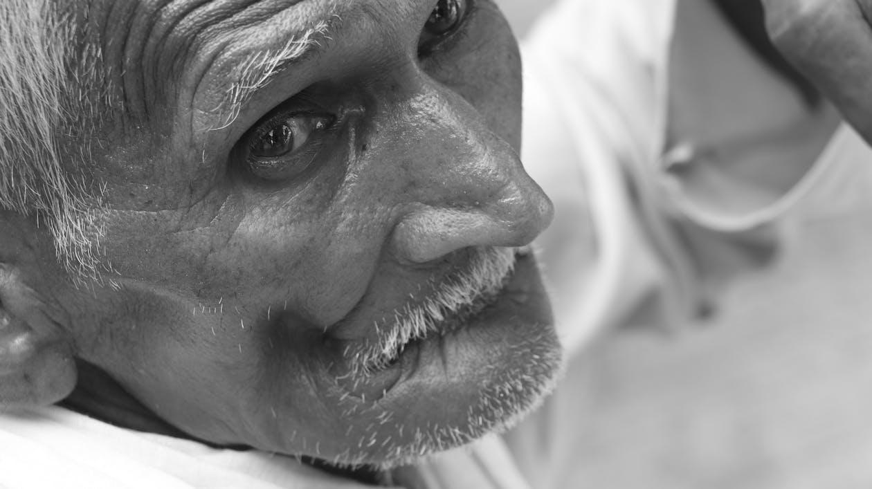 Free stock photo of grandpa, old man, vishnu vasu