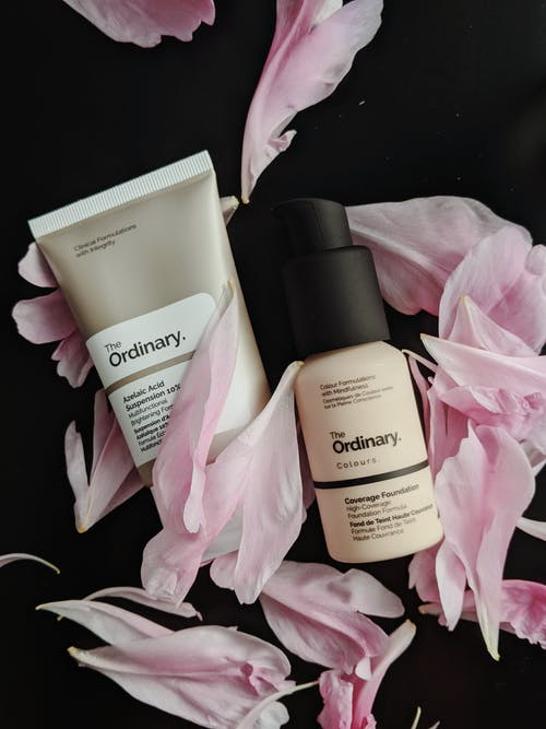 The Ordinary Beauty Products