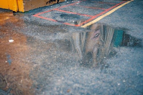 Ilmainen kuvapankkikuva tunnisteilla asfaltti, asvaltti, Betoni, katu