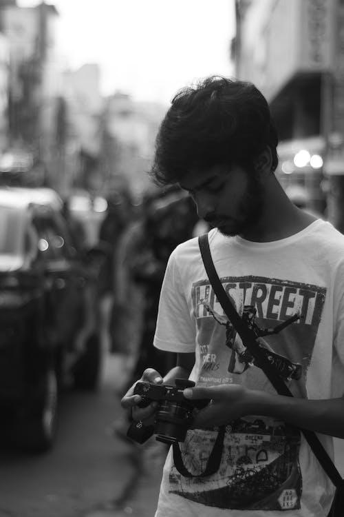 Foto d'estoc gratuïta de carrer, carrer molt transitat, escena del carrer, fotografia de carrer