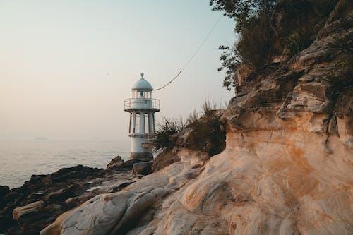 Lighthouse Built Onshore