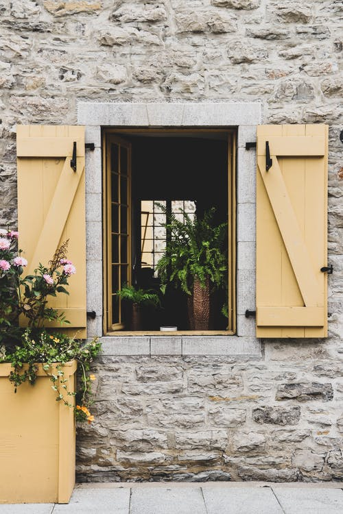 Photo Of Wooden Window