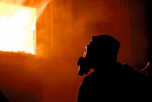 Gratis arkivbilde med bakbelysning, brann, brennbar