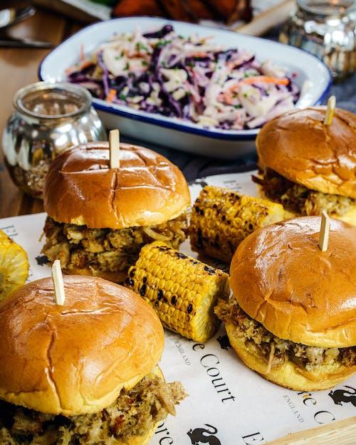 Imagine de stoc gratuită din brânză, brioşă, britanic, burger