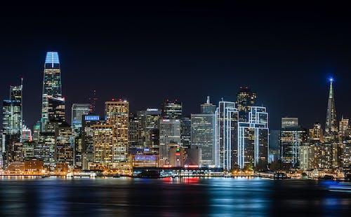 คลังภาพถ่ายฟรี ของ ca, กลางคืน, การถ่ายภาพกลางคืน, การท่องเที่ยว