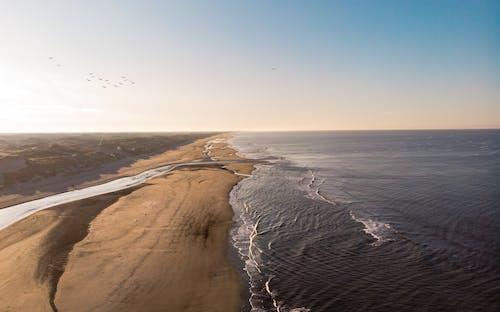 Photos gratuites de bleu, bord de mer, chaud, ciel