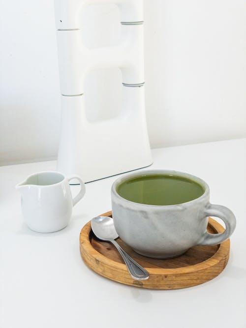 Ilmainen kuvapankkikuva tunnisteilla herkullista, juoma, kahvikuppi, kauha