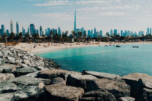 View Of A Beach Coast