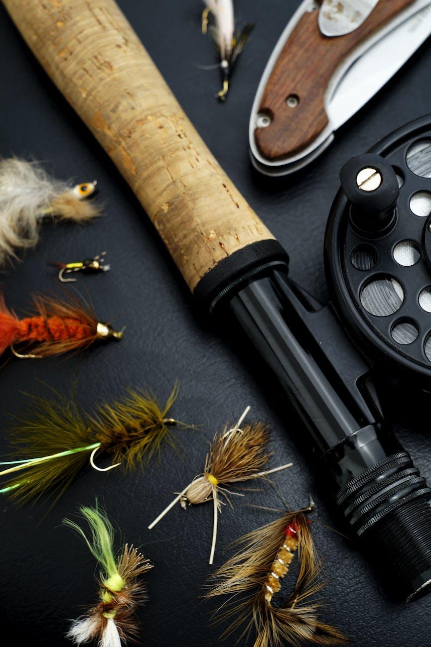 Fishing gear list: The Beginner's kit