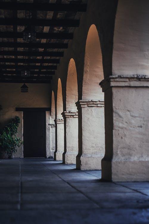 Ảnh lưu trữ miễn phí về cột, hành lang, kiến trúc, nhà cầu nguyện