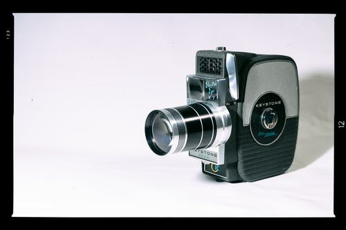 Ingyenes stockfotó analóg, analóg fényképezőgép, antik, elektronika témában