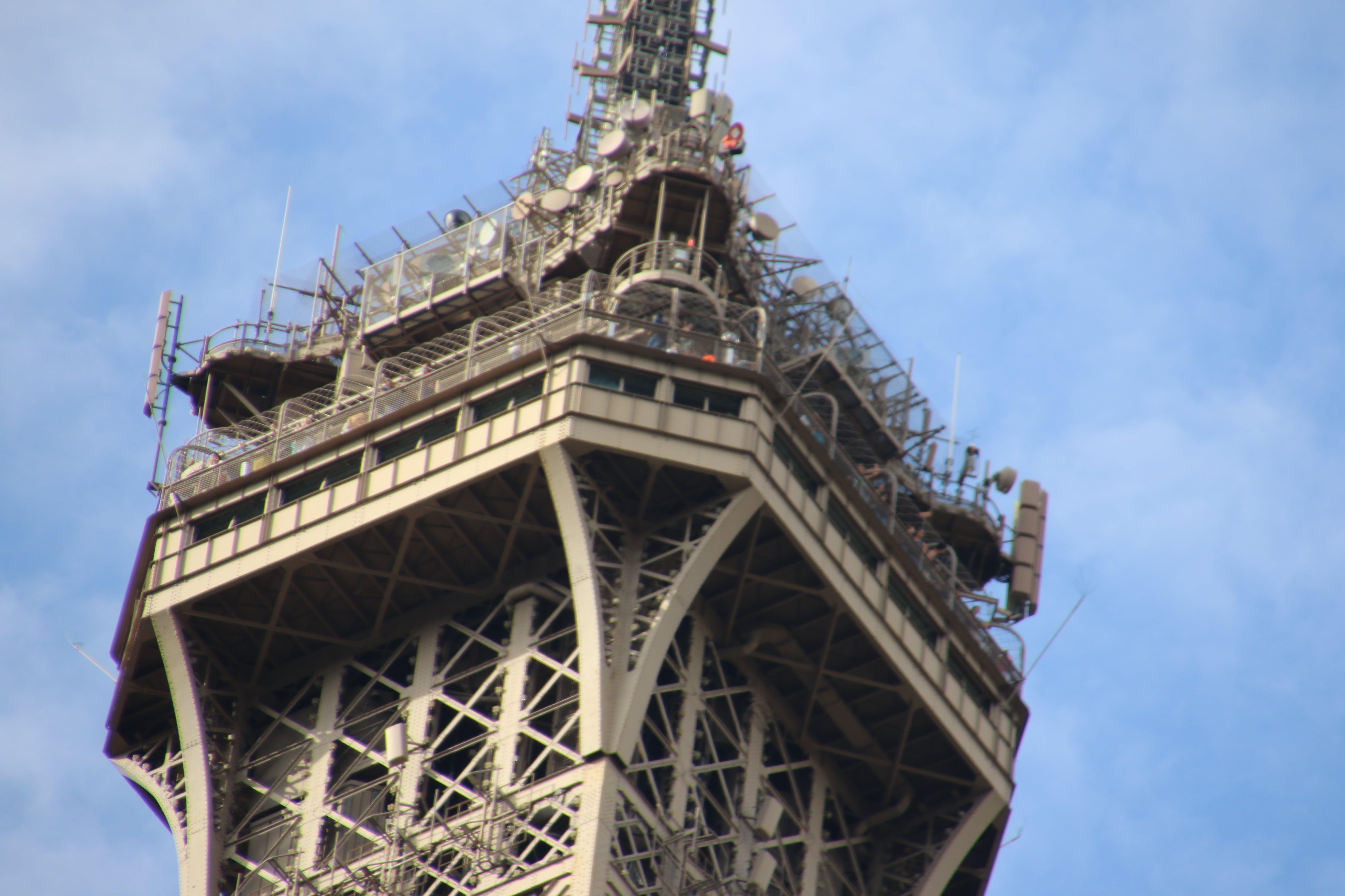 Free stock photo of eiffel tower, france, paris, romantic