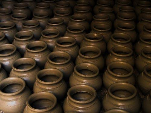 Pile of Clay Jars