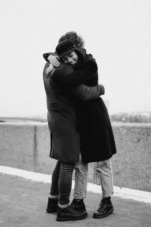 アダルト, おとこ, ガールフレンド, カップルの無料の写真素材