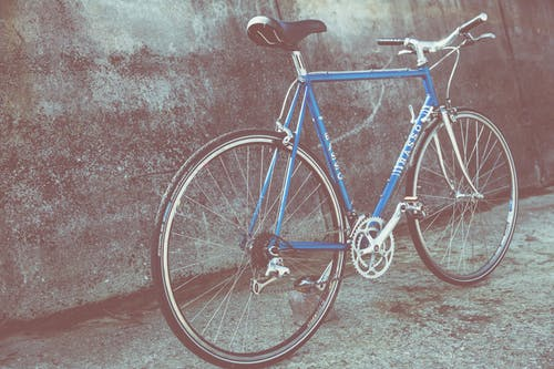 Free stock photo of bicycle, bike, brakes, classic