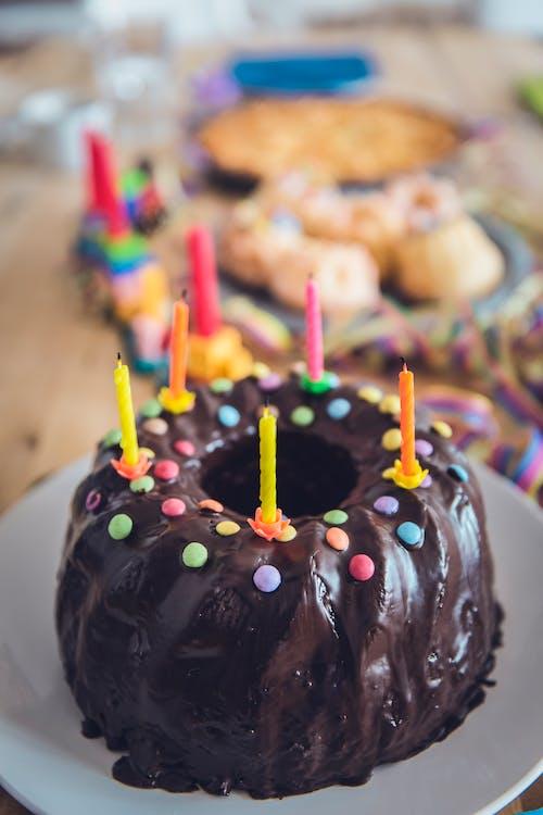 aniversare, bomboană, ciocolată