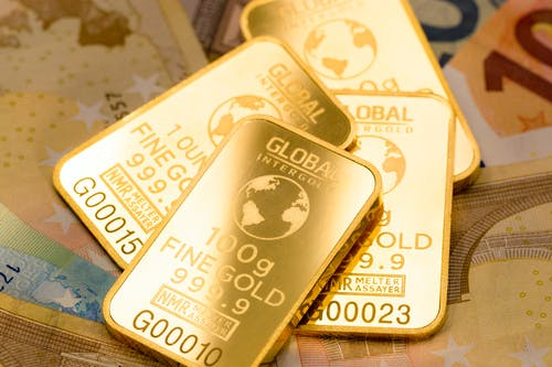 Photos gratuites de argent, boutique d'or, l'or c'est de l'argent, lingots