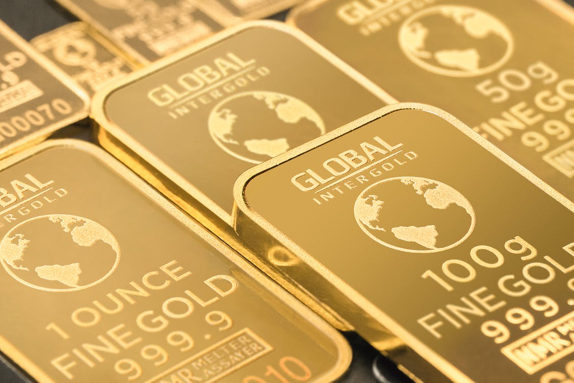 Free stock photo of global intergold, gold bars, gold is money