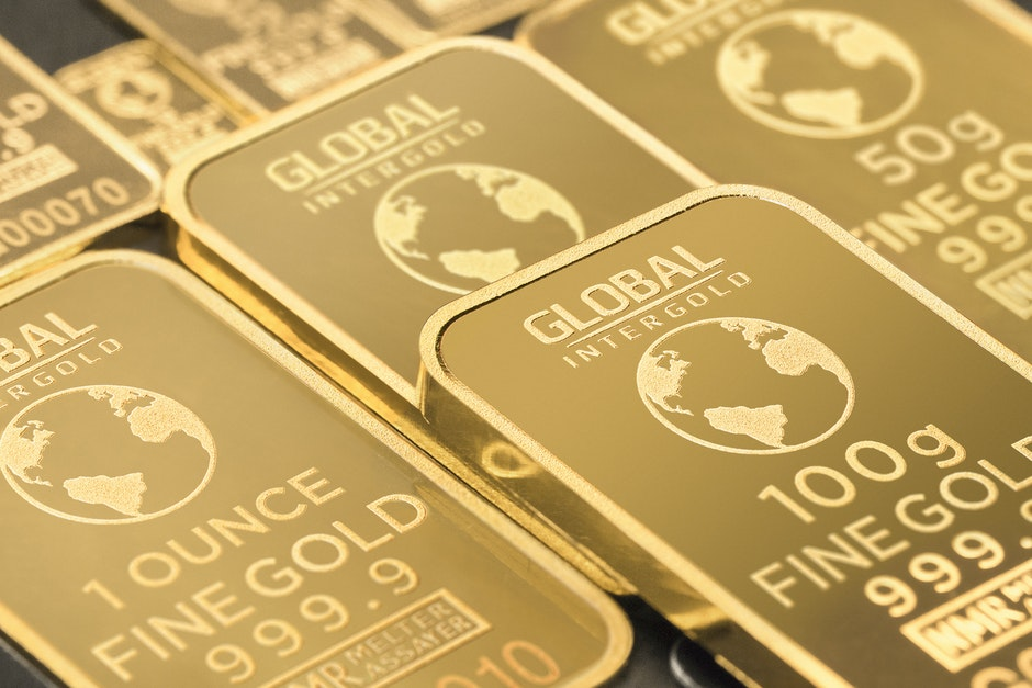 business, global intergold, gold bars