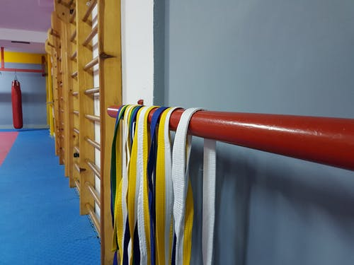 Základová fotografie zdarma na téma denní výcviková taekwondo dojo posilovna