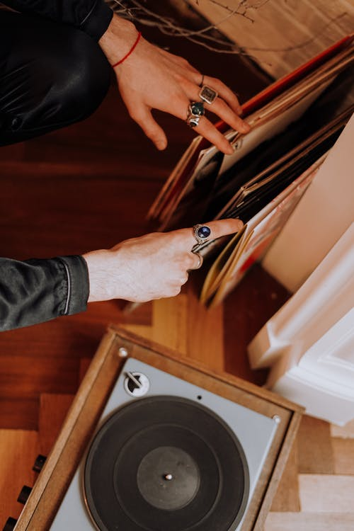 Imagine de stoc gratuită din ascultă, căutare, cercuri, disc de fonograf