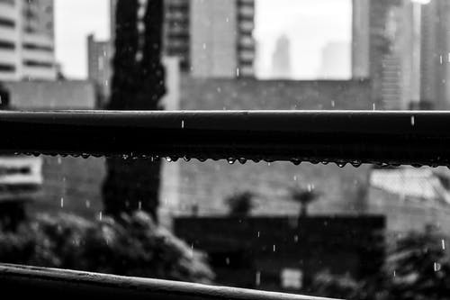 Free stock photo of abstract, after rain, background, black and white