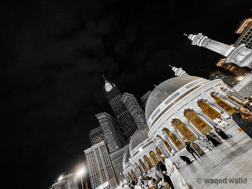 Free stock photo of al haram, mecca, suadi
