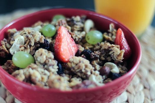 Free stock photo of food, healthy, fruits, breakfast