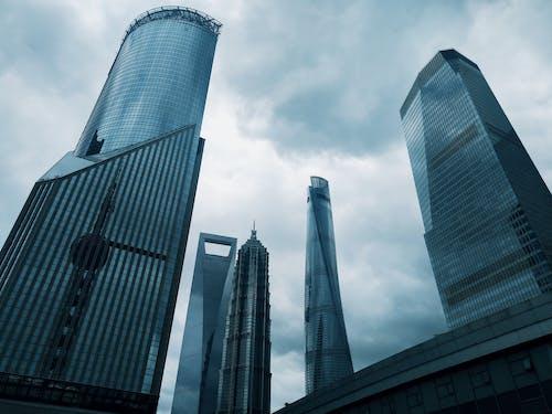 Fotos de stock gratuitas de arquitectura, cielo, ciudad, despachos