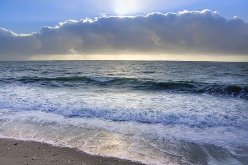 Ilmainen kuvapankkikuva tunnisteilla aallot, hiekkaranta, merenranta, meri
