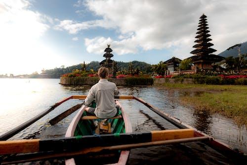 Kostnadsfri bild av 4k tapeter, åra, äventyr, båt