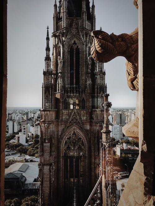 Foto stok gratis Argentina, Katedral, kota