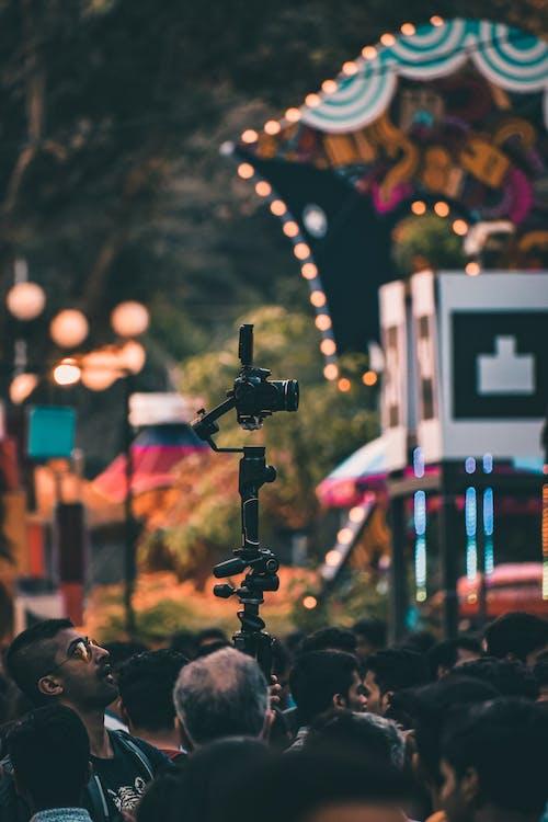 caméra numérique 4k