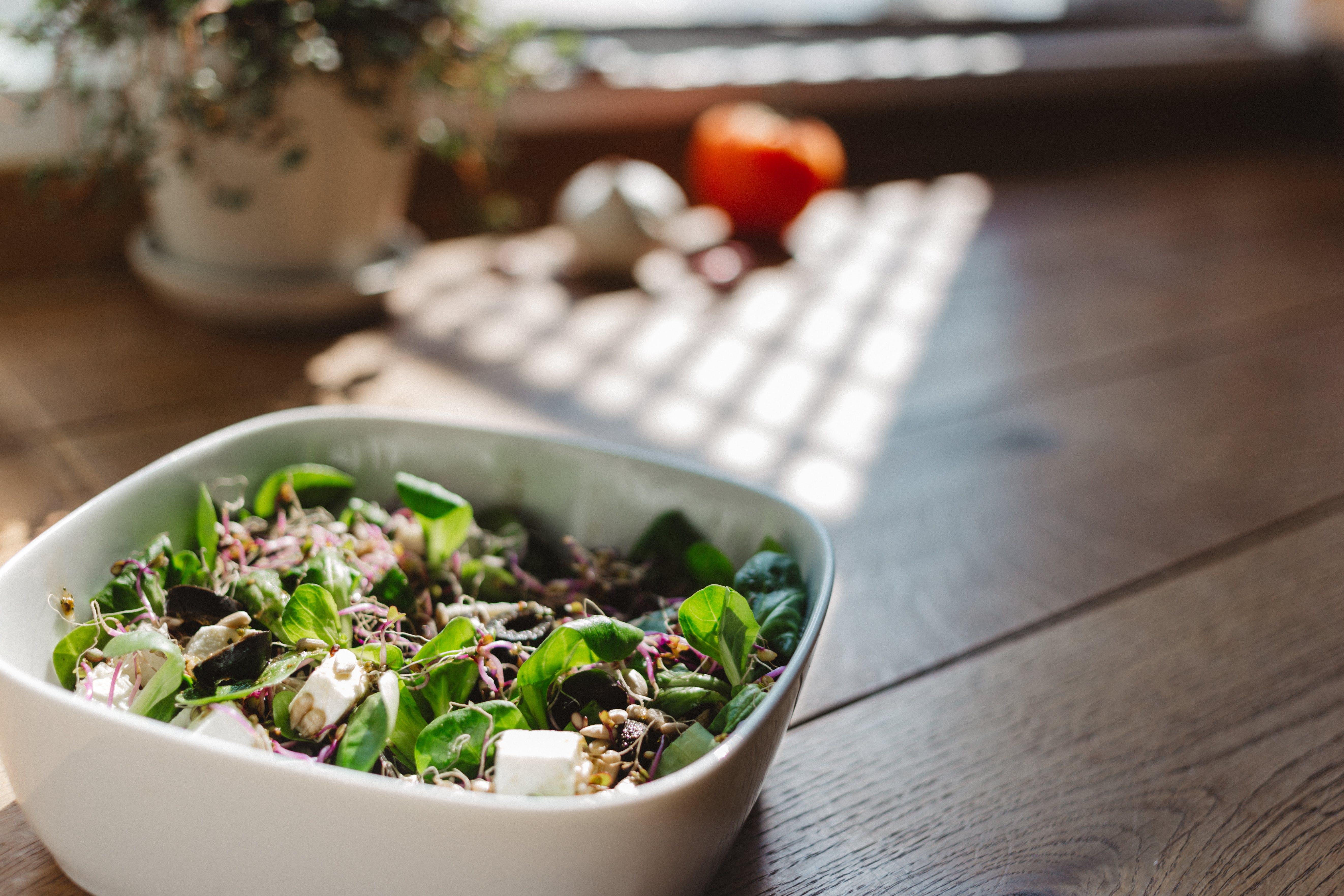 Kostenloses Stock Foto zu abendessen, essen, gemüse, gesund