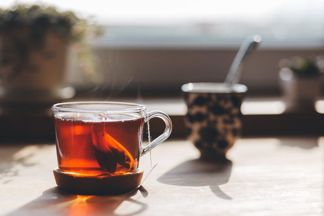 Teacup on Table
