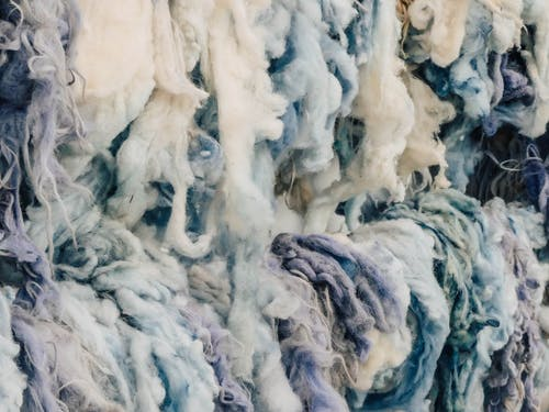 Free stock photo of background, blog, blue, fabric