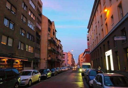 Free stock photo of atmospheric evening, city, city night