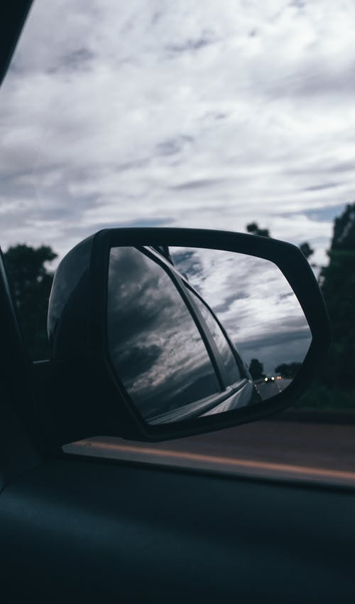 Free stock photo of car, highway, landscape
